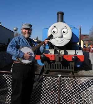 PBS Introduced The British Childrens Series Thomas Tank Engine To American Audiences Via Shining Time Station