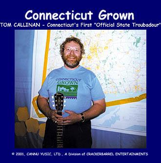Tom Callinan Connecticut Troubadour